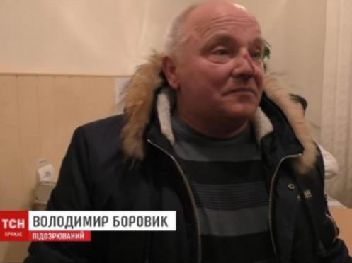 Володимир Боровик. З сюжету каналу «1+1»