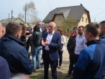 Савченко у Карпилівці
