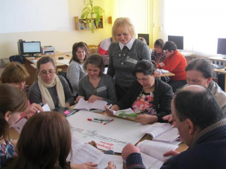 Тренінг для ківерцівських вчителів