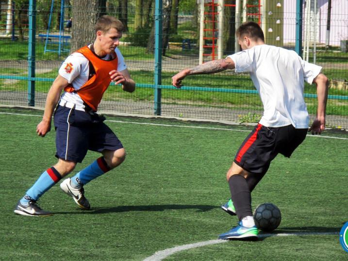 Дворовий футбол