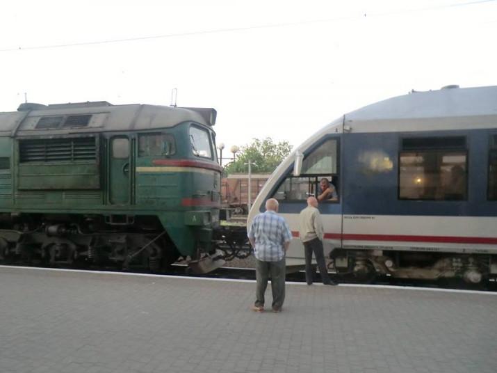 Рейковий автобус«Львів-Ківерці»