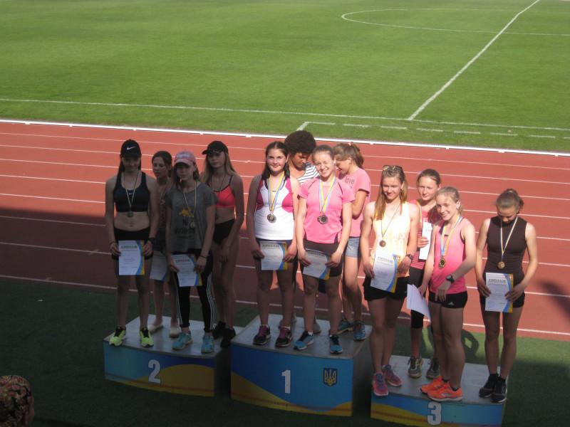 Легкоатлети з Ківерець