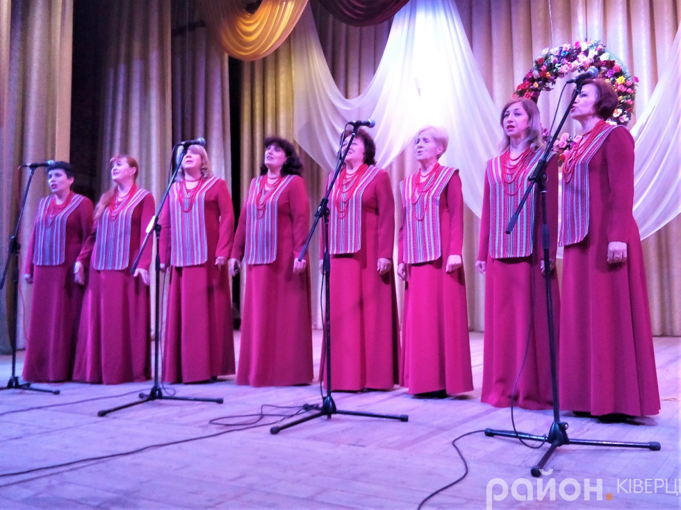 Народний аматорський вокальний ансамбль «Свічадо»