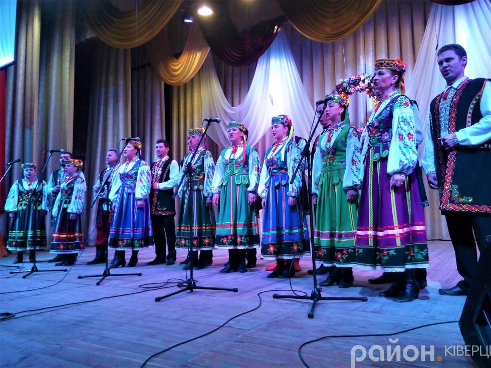 Народний аматорський ансамбль народної пісні «Перевесло»