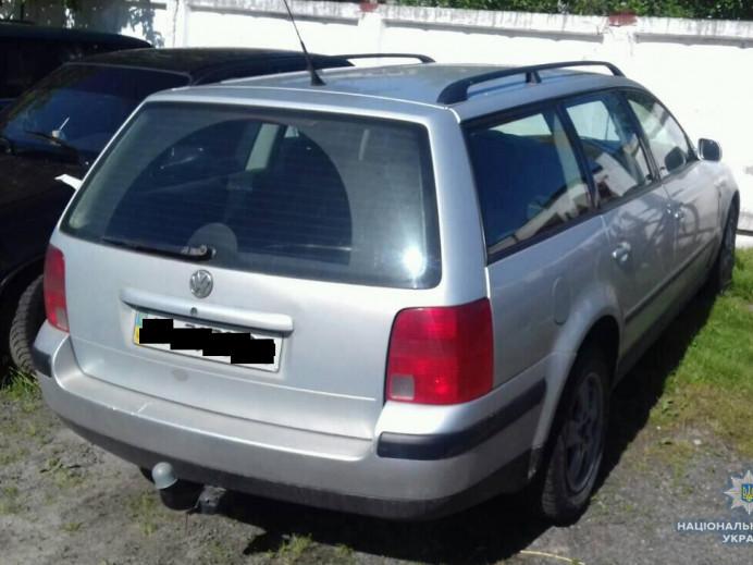 «Volkswagen Passat»