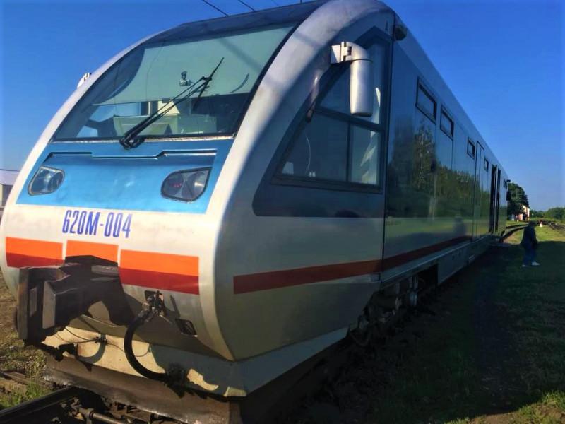 Рейковий автобус Луцьк-Ківерці