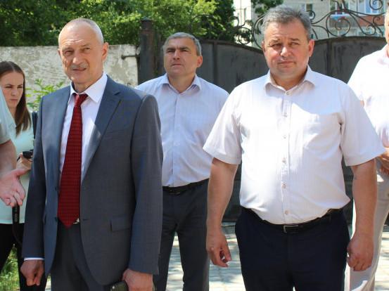 Олександр Савченко у Ківерцях