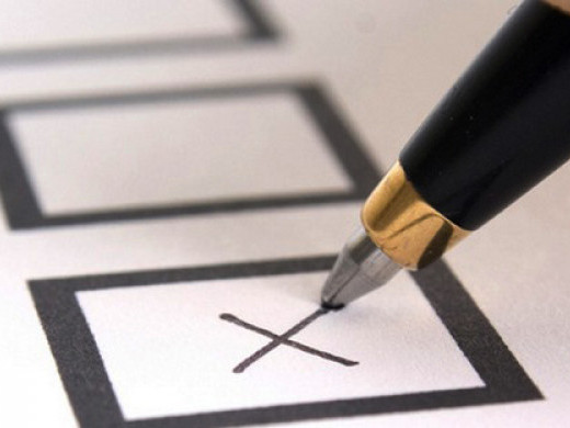 Відбудуться вибори