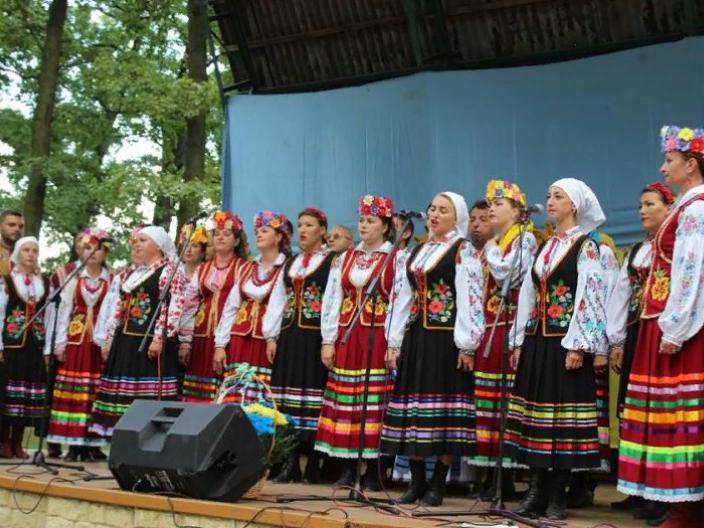 Святкування Дня незалежності у Ківерцях