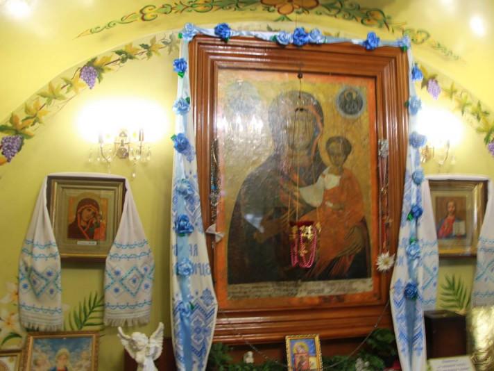 Ікона Богоматері «Одигітрія»