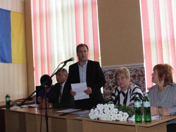 Відбуласясерпневапедагогічнаконференція освітян району.