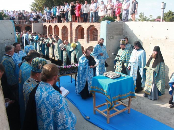 У Жидичині відбулося особливе успенське Богослужіння