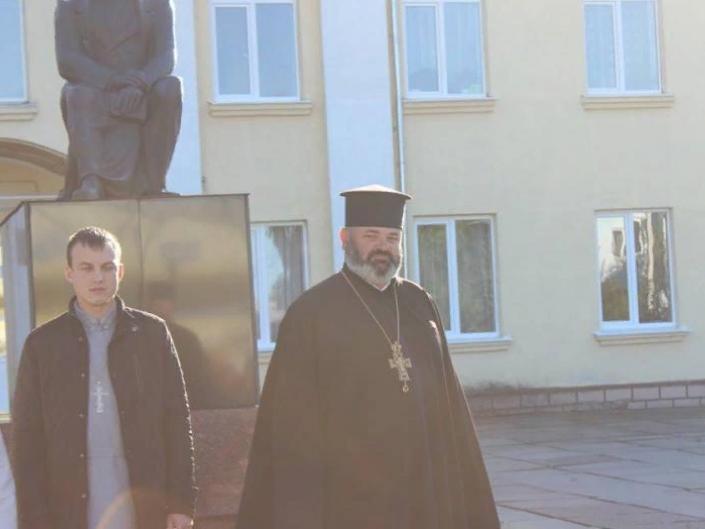ОтецьІоан Семенюк
