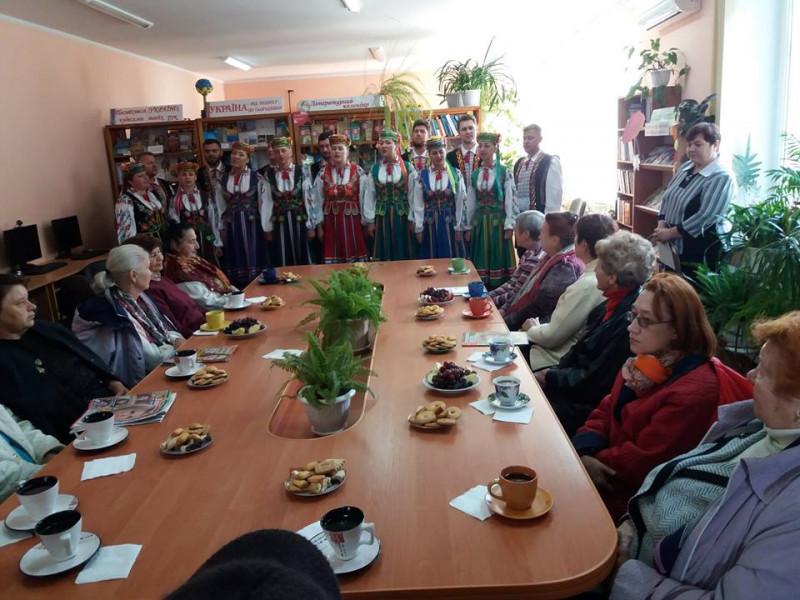 У Ківерцях вітали ветеранів війни і праці