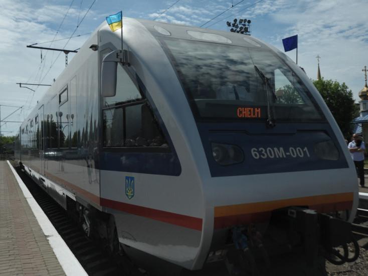 Поїзд до Хелму