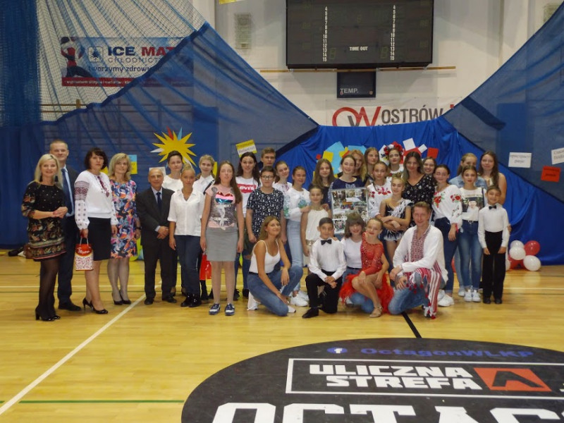 Освітня делегація з Ківерців побувала у Польщі