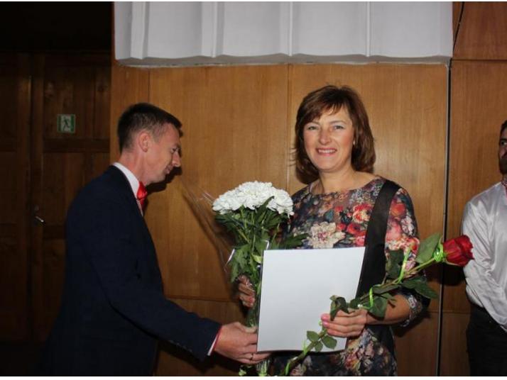 Хто у Ківерцях отримав Подяки з нагоди Дня працівників освіти