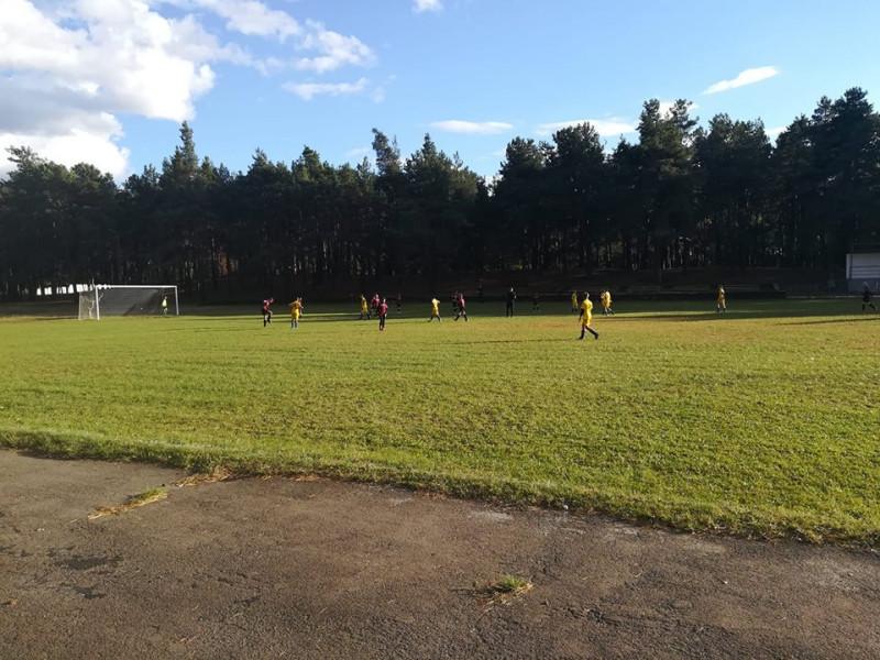 Ківерцівські футболісти перемогли команду з Маневичів