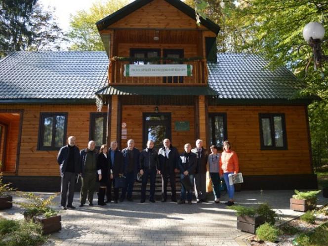 Лісівничий молодіжний центр відзначив першу річницю роботи