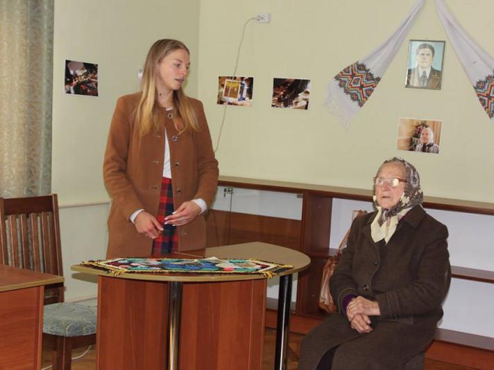Свідок національно-визвольних змагань у Ківерцях поділилась спогадами дитинства