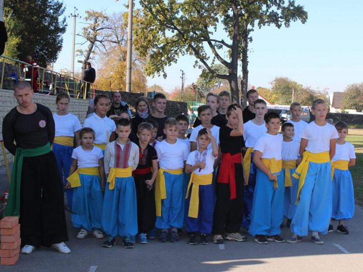 У Ківерцях відбулися «Козацькі розваги»