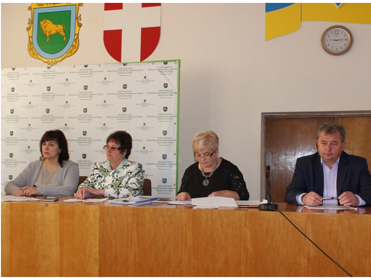 У Ківерцях відбулося засідання Координаційної ради з питань місцевого самоврядування