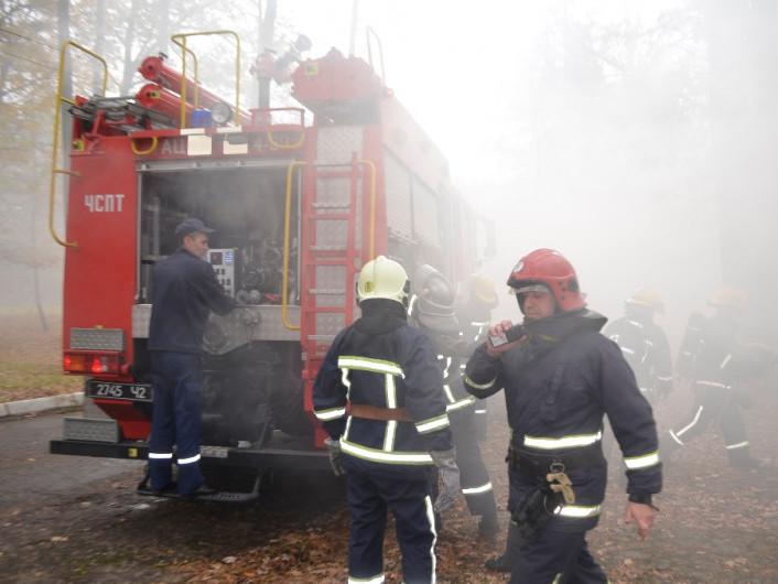 Рятувальники взяли участь у навчаннях з територіальної оборони