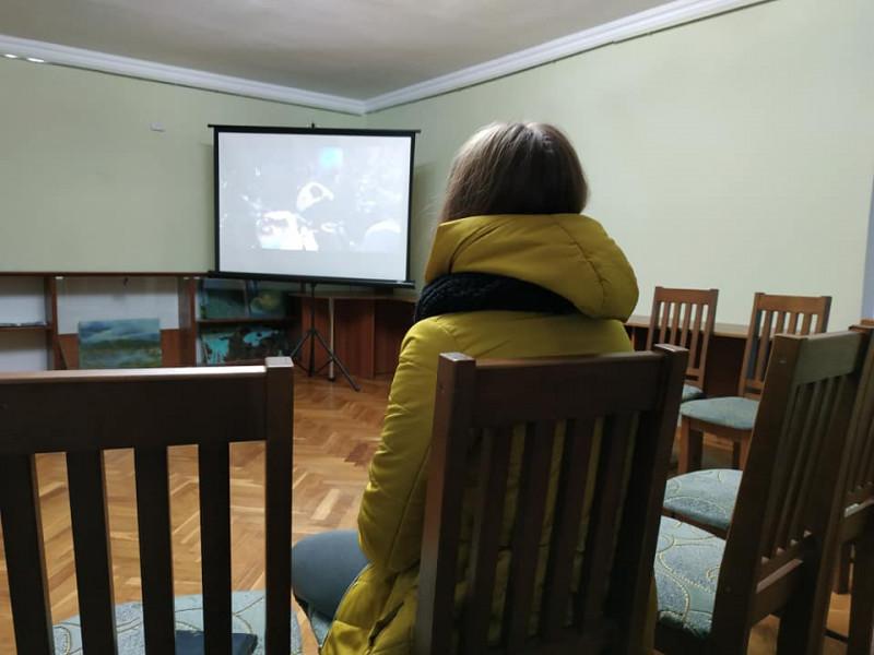 У Ківерцях розпочався цикл лекцій до річниці Революції Гідності