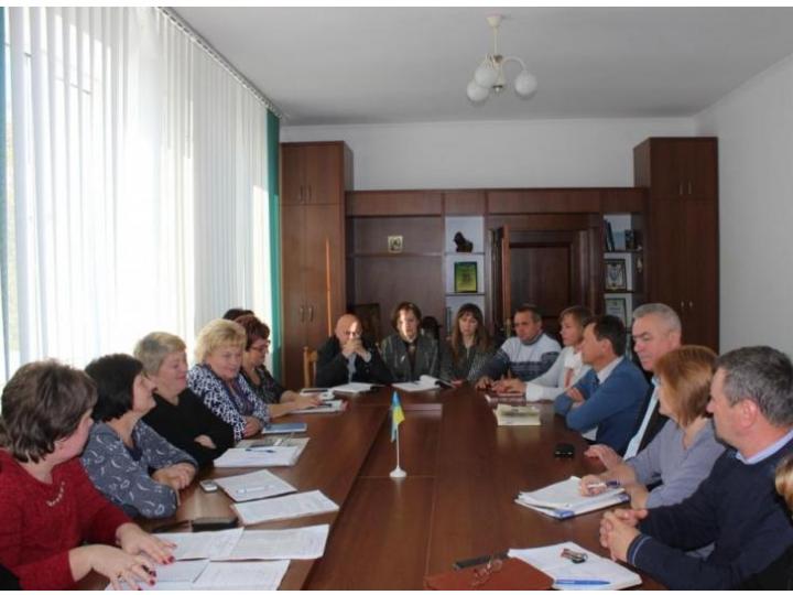 У Ківерцях обговорили фінансову долю новостворених ОТГ