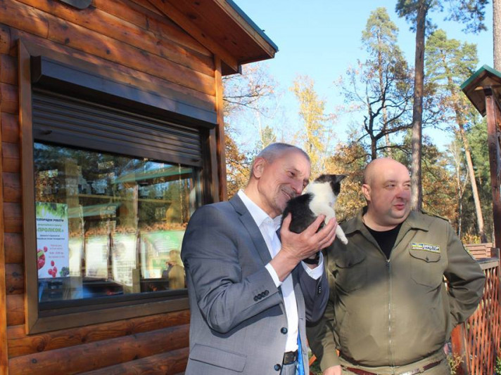 Ківерці – містечко європейського зразка, – голова Волинської ОДА Олександр Савченко