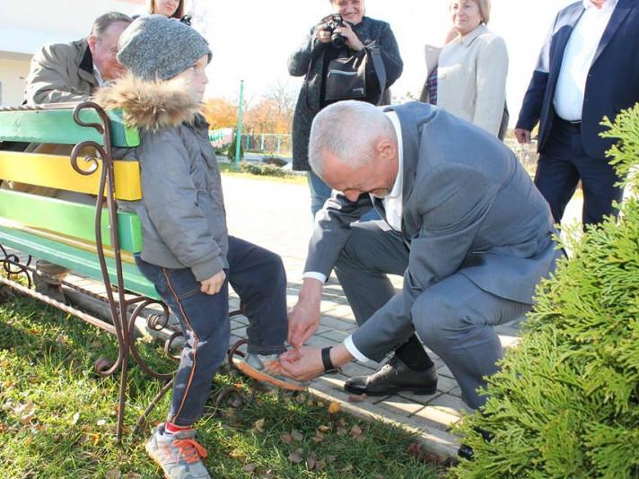 «Коли ж такі дитсадки у нас будуть скрізь?», – голова Волинської ОДА про дитсадок у Ківерцях