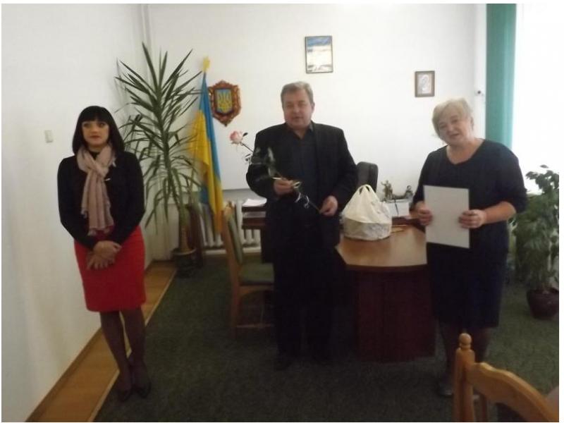 У Ківерцях привітали службу у справах дітей з профейсійним святом