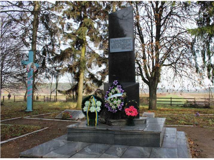 На Ківерцівщині вшанували 76-у річницю Клубочинської трагедії