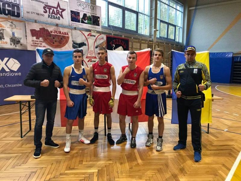 Ківерцівський боксер Микола Прокопчук став «бронзовим» призером у Польщі