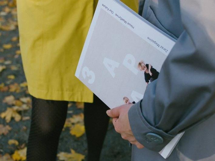 У Ківерцях презентують міжнародний журнал «Зараз»
