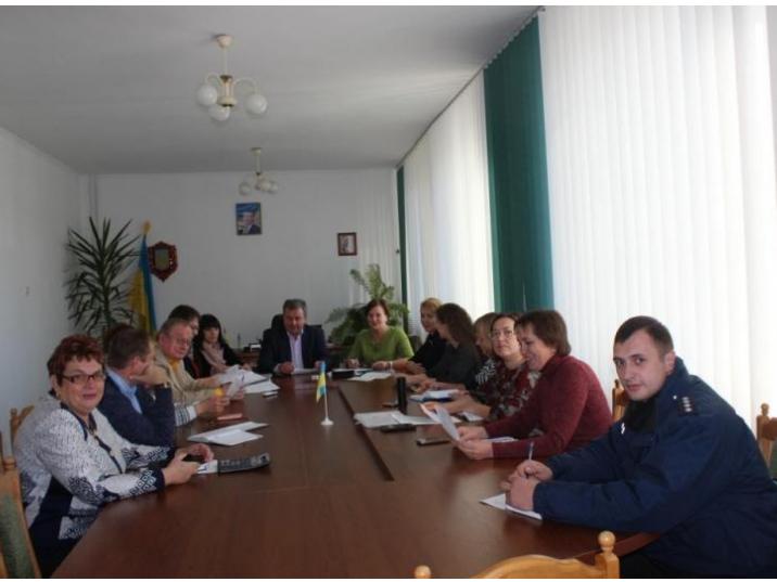 У Ківерцях відбулося чергове засідання комісії з питань захисту прав дитини