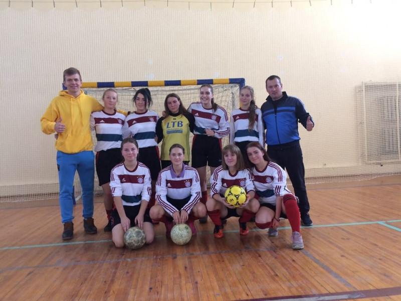 Ківерцівські футболістки вдало стартували на Спортивних іграх школярів