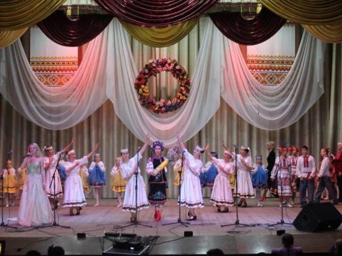 Звітний концерт Ківерцівського РБК