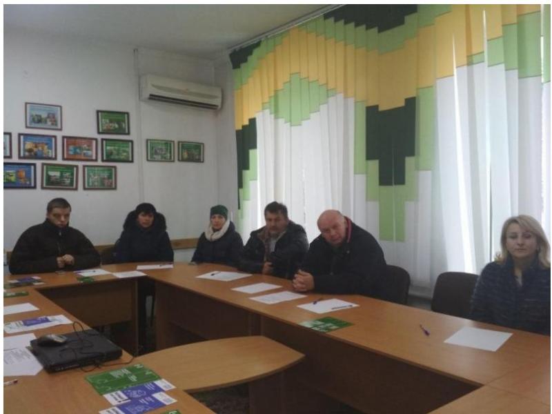 У Ківерцях говорили про соціальний захист людей з особливими потребами