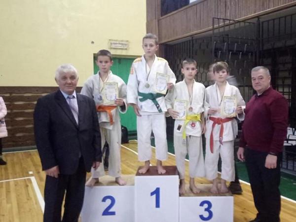 Юні спортсмени Цуманської ОТГ взяли участь у турнірі з дзюдо