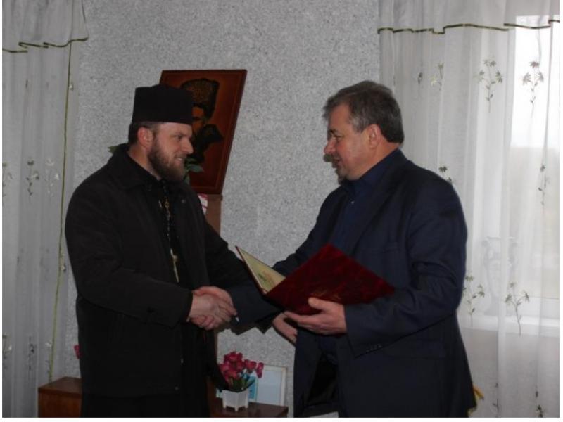 Сокиричі: військових капеланів привітали із Міжнародним днем волонтера
