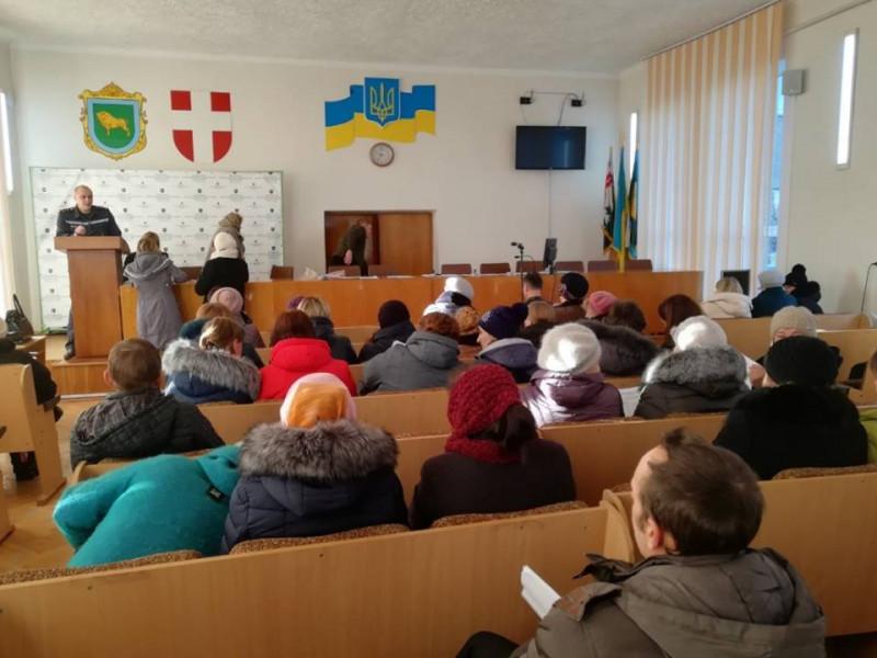 Для членів виборчих дільниць провели інструктаж з безпеки