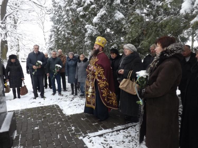 У Ківерцях вшанували ліквідаторів наслідків аварії на Чорнобильській АЕС