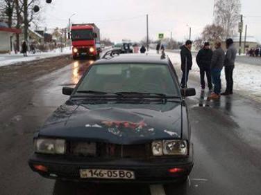 Мешканець Ківерцівщини під Луцьком на смерть збив 9-річну дитину