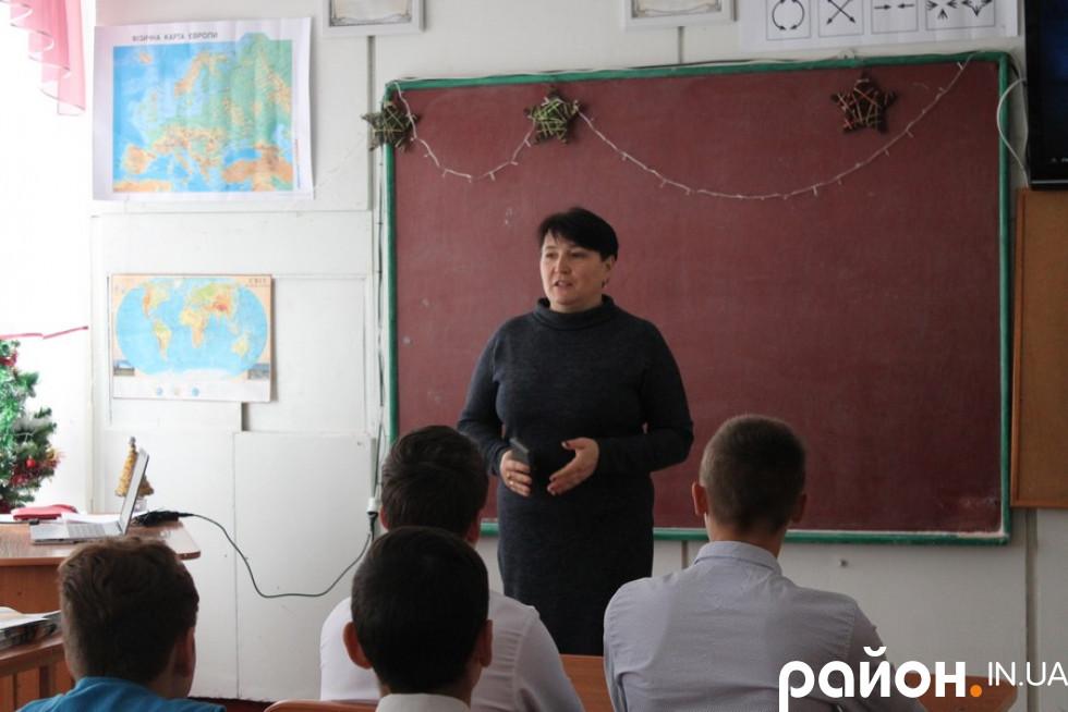 Валентина Юхимюк