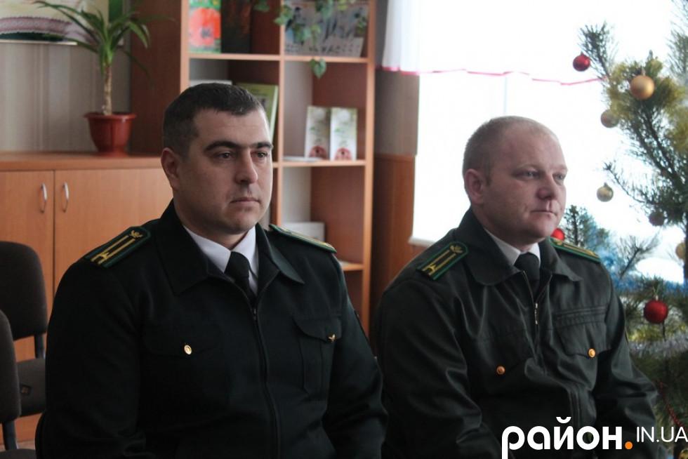 Віталій Вронський і Павло Маржановський