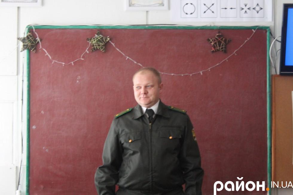 Майстер лісу Павло Маржановський