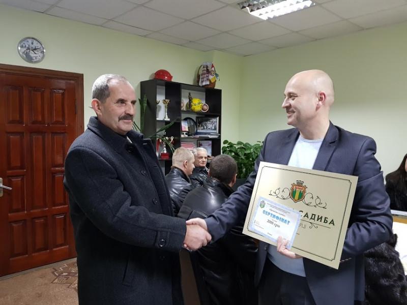 У Ківерцях нагородили переможців конкурсу «Зразкова садиба»