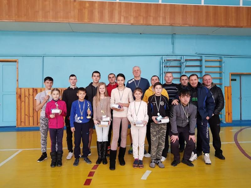 У Ківерцях відбувся турнір з настільного тенісу