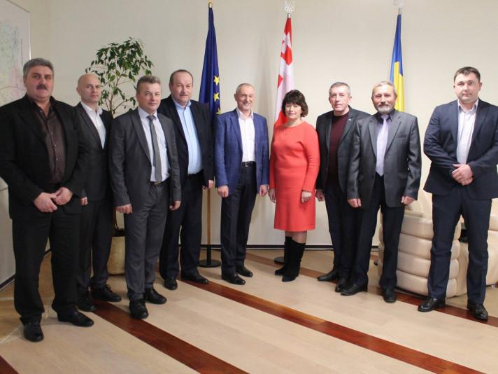 Олександр Савченко зустрівся з новообраними головами громад Ківерцівського району